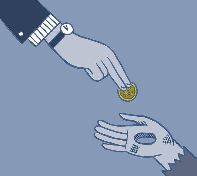 Caridad vs Justicia