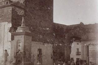 Baeza hace cien años. Decadencia y abandono de su patrimonio edificado