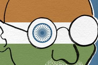 Sobre Mahatma Gandhi