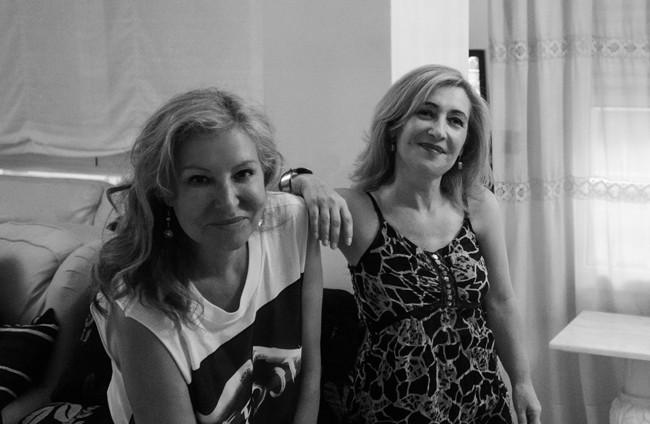 Entrevista a Mª Ángeles Sánchez y Casilda Jáspez
