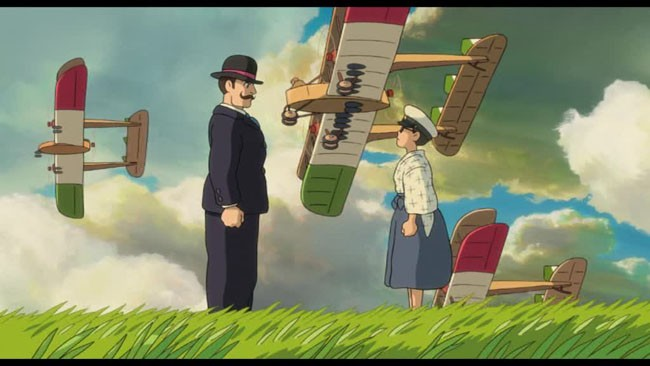 La despedida de un amante de la aeronáutica