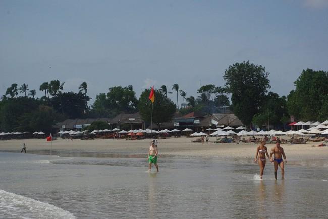 Bali, el precio del agua