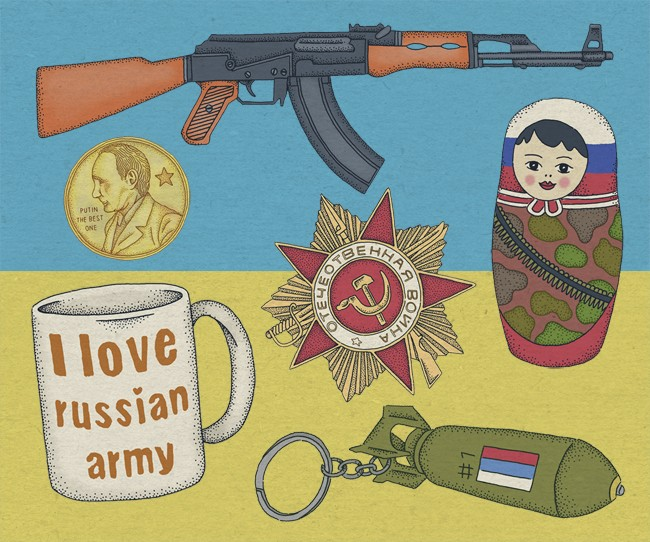 Cosas de rusos y 'yankees'