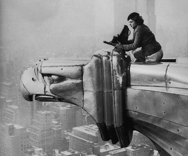 Margaret Bourke-White: en un mundo de hombres
