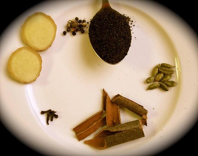 Cómo preparar masala chai