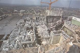 Chernobyl, 'anno zero'